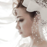 Bridal hair makeup