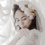Bridal hair makeup