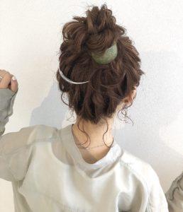 気分の上がるヘアスタイル