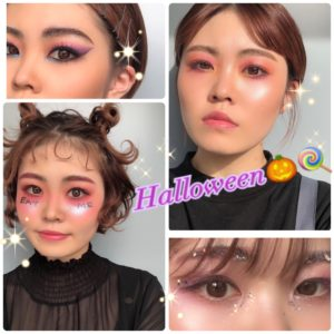 Halloween☆make