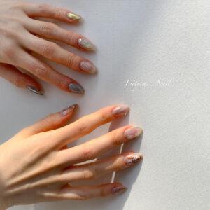 staff nail♡